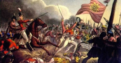 battle plassey inmarathi